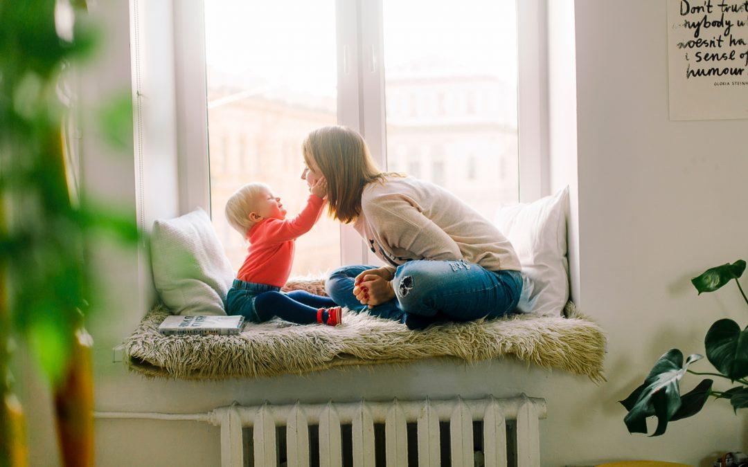 Gyereknevelés dán módra