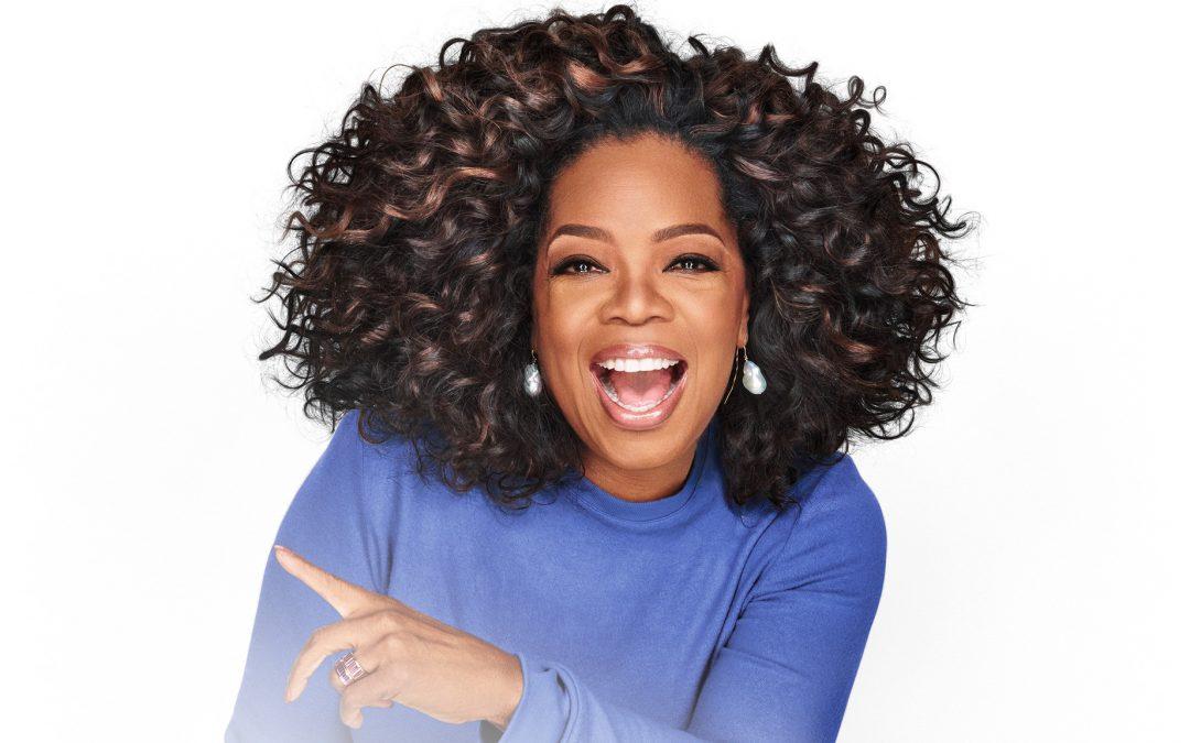 Inspiráló személyek: Oprah Winfrey